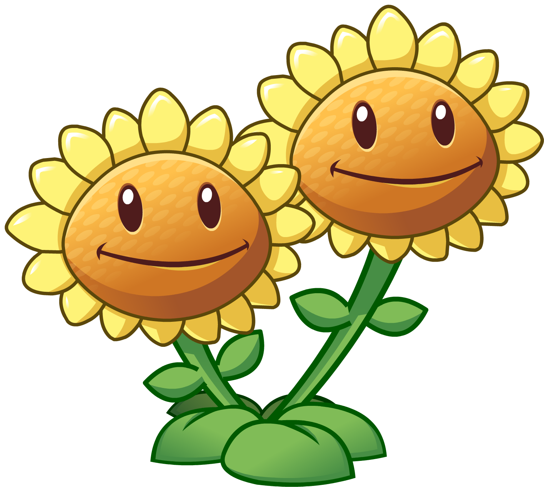 Twin_Sunflower_HD